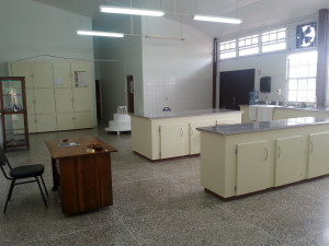 Agro-Processing Workstation Area for Students and Staff of Agro-Processing Unit
